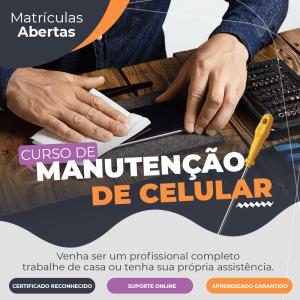 Curso Online Manutenção de Celular Completo