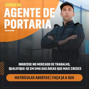 Curso de Agente de Portaria Online